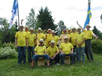 Schweden Elchtour 2008